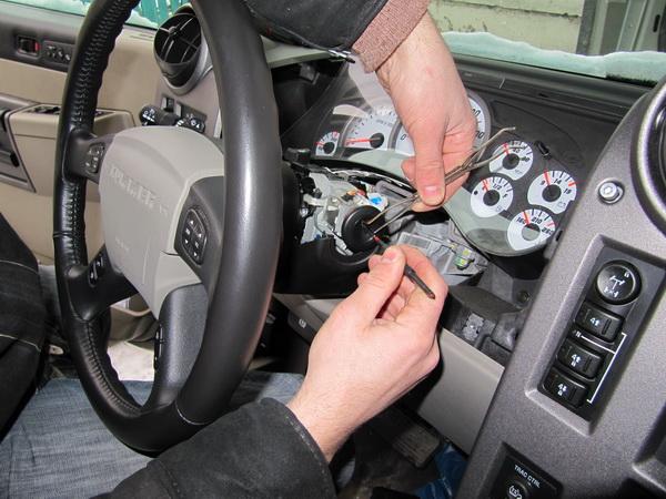 Как снять подушку безопасности с руля: восстановление, снятие и замена ПБ, ремонт шлейфа